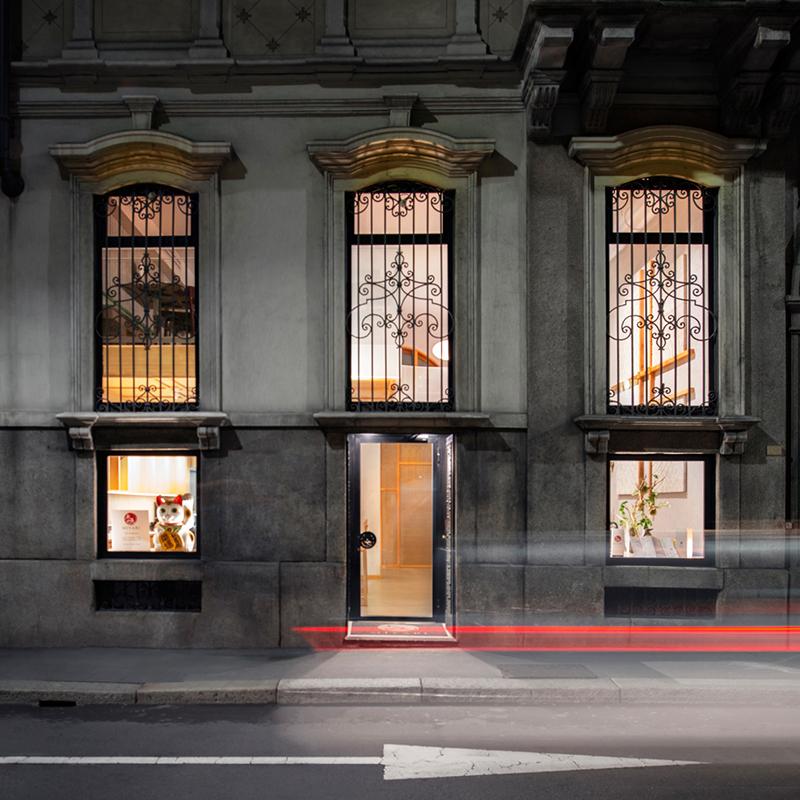 Miyabi_Japanese_restaurant_Arch_Davide_Beretta_Studio_22 entrance
