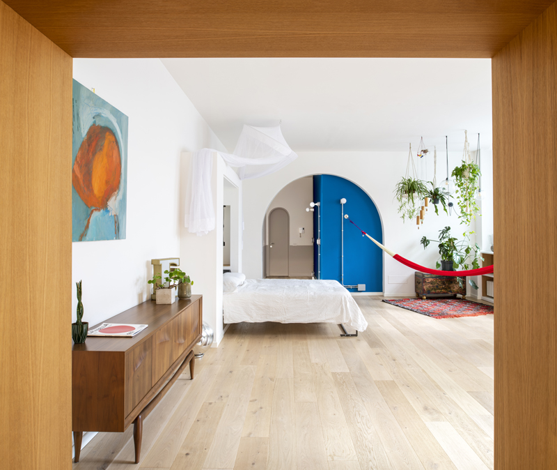 archi e quadrati pop furniture arces and squares