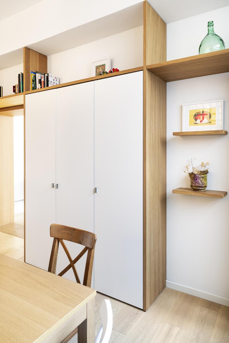 custom-made furnishings arredo su misura